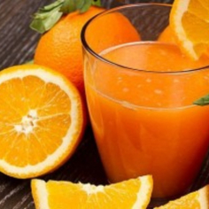 Апельсиновий фреш 250мл