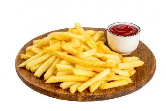 Картопля фрі 200/50г