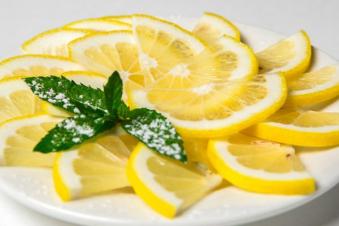 Лимон з цукром, 80г