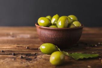 Оливки італійські 100г
