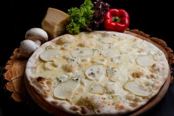 Піца 4 сири, 35см,