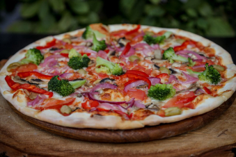 Піца Веган, 35см, 570г