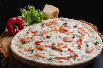 Піца Маринара, 35см, 500г