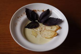 Сирний крем-суп, 260г
