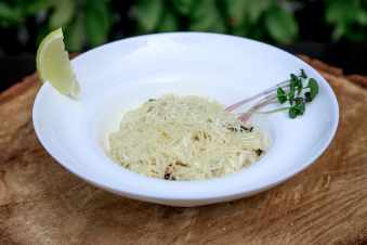Спагетті з морепродуктами 310г