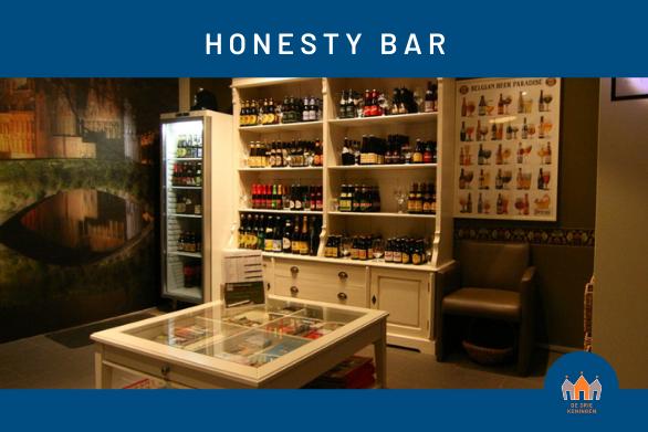 DDK Honesty Bar