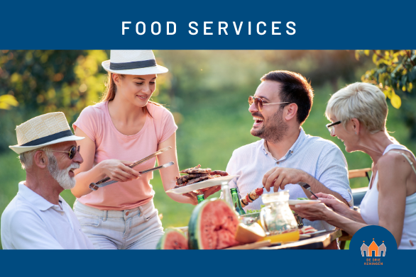 DDK Food services