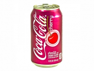 Coca-cola Cherry( USA, state Atlanta)