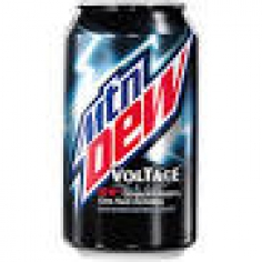 Mountain Dew Voltage (производство USA, state Atlanta)