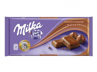milka chocolate mousse