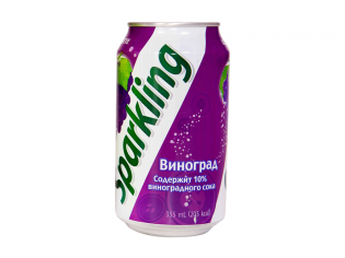 Sparking  Grape 355 ml