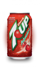 7up Cherry( USA, state Texac)