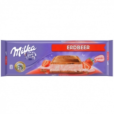 Milka Strawberry 300 г