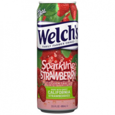 Arizona Welch's Sparkling Strawberry 680мл
