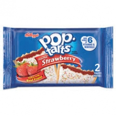 Kellogg`s Pop Tarts Strawberry 100 г