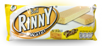 Rinny Wafer Chocolate cut 15cm (Bag)