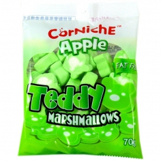 Corniche Apple Teddy Marshmallow 70г США