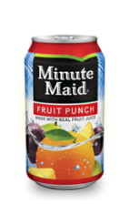 Minute Maid Frut Punch