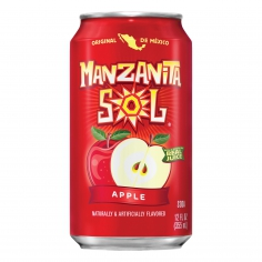 Manzanita sol apple 355ml (Mexico)