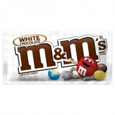 M&M's White Chocolate 42,5г