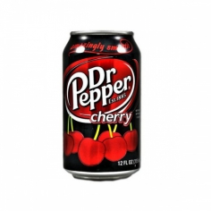 Dr.Pepper Cherry (производство Polska,Warszawa)