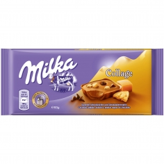 Milka Collage КАРАМЕЛЬ 100г