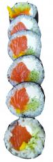 Футомакі лосось