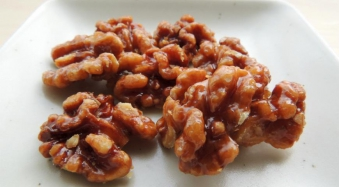 Грецкий орех карамелизированный