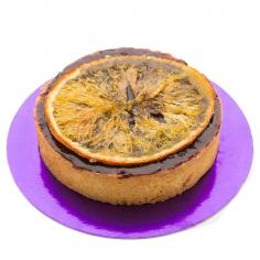 Тарт Шоколадно-Апельсиновый