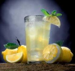 Лимонад домашній