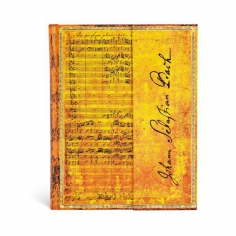 Embellished Manuscripts, Bach, Cantata BWV 112, Ultra, Lined, 9781439734773