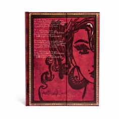 Embellished Manuscripts, Amy Winehouse, Tears Dry, Ultra, Lined, 9781439725269