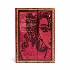 Embellished Manuscripts, Amy Winehouse, Tears Dry, Midi, Lined, 9781439725580