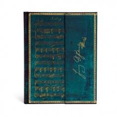 Embellished Manuscripts, Schubert, Erlkönig, Ultra, Lined, 9781439736067