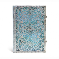 Silver Filigree (Grand) Maya Blue, 9781439725597
