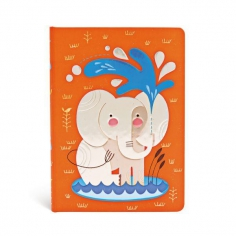 Tracy Walker's Animal Friends, Baby Elephant, Midi, Lined, 9781439735527