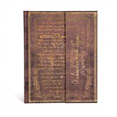 Embellished Manuscripts, Tagore, Gitanjali, Ultra, Lined, 9781439736036