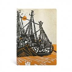 Alistair Bell, Mooring, Midi, Lined, 9781439731819