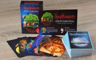 Имаджинариум набор карт