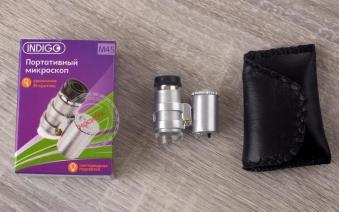 INDIGO: Карманный микроскоп M45. 4620016591840