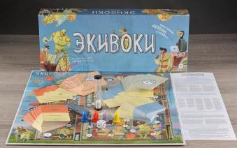 Экивоки. Настольно-печатная игра (2-е издание), 4627090250052