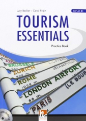 Tourism Essentials with Audio CD, 9783852725703