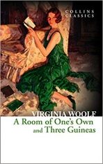 A room of one's ouw and three guineas. Virginia Woolf, 9780007558063