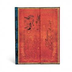Embellished Manuscripts,Lewis Carroll, Alice in Wonderland. Ultra, Lined, 9781439746066