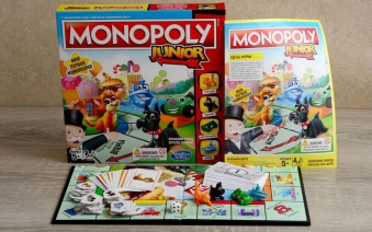 Hasbro: Моя первая монополия, A6984E76, 5010993355211
