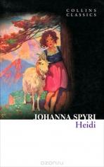 Heidi. Johanna Spyri,  9780007449422