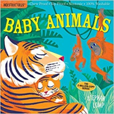 Indestructibles: Baby Animals. Amy Pixton , 9780761193081