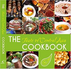 The taste of central asia cookbook. Team of authors, 9781910886090