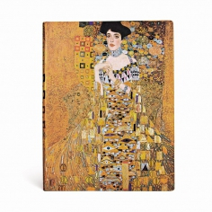 Special Edition Klimt, Klimt's 100th Anniversary – Portrait of Adele, ultra, lined, 9781439752883