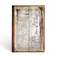 Embllished Manuscripts, Bram Stoker, Dracula, mini, lined 9781439743980